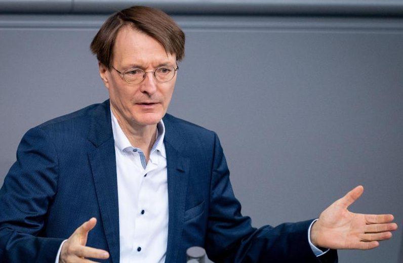 Auch Karl Lauterbach meldet dem Bundestag Nebeneinkünfte nach