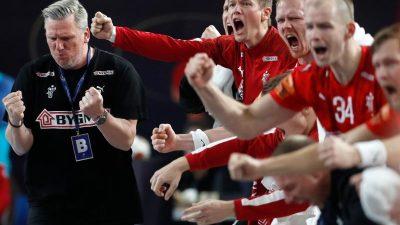 Dänemark erneut Weltmeister – Final-Sieg gegen Schweden