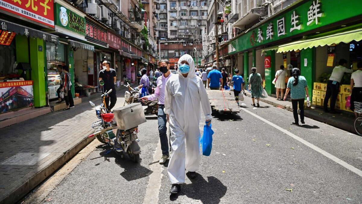 Interne Dokumente: Peking untersuchte tierische und menschliche Proben, um die Herkunft von SARS-CoV-2 festzustellen