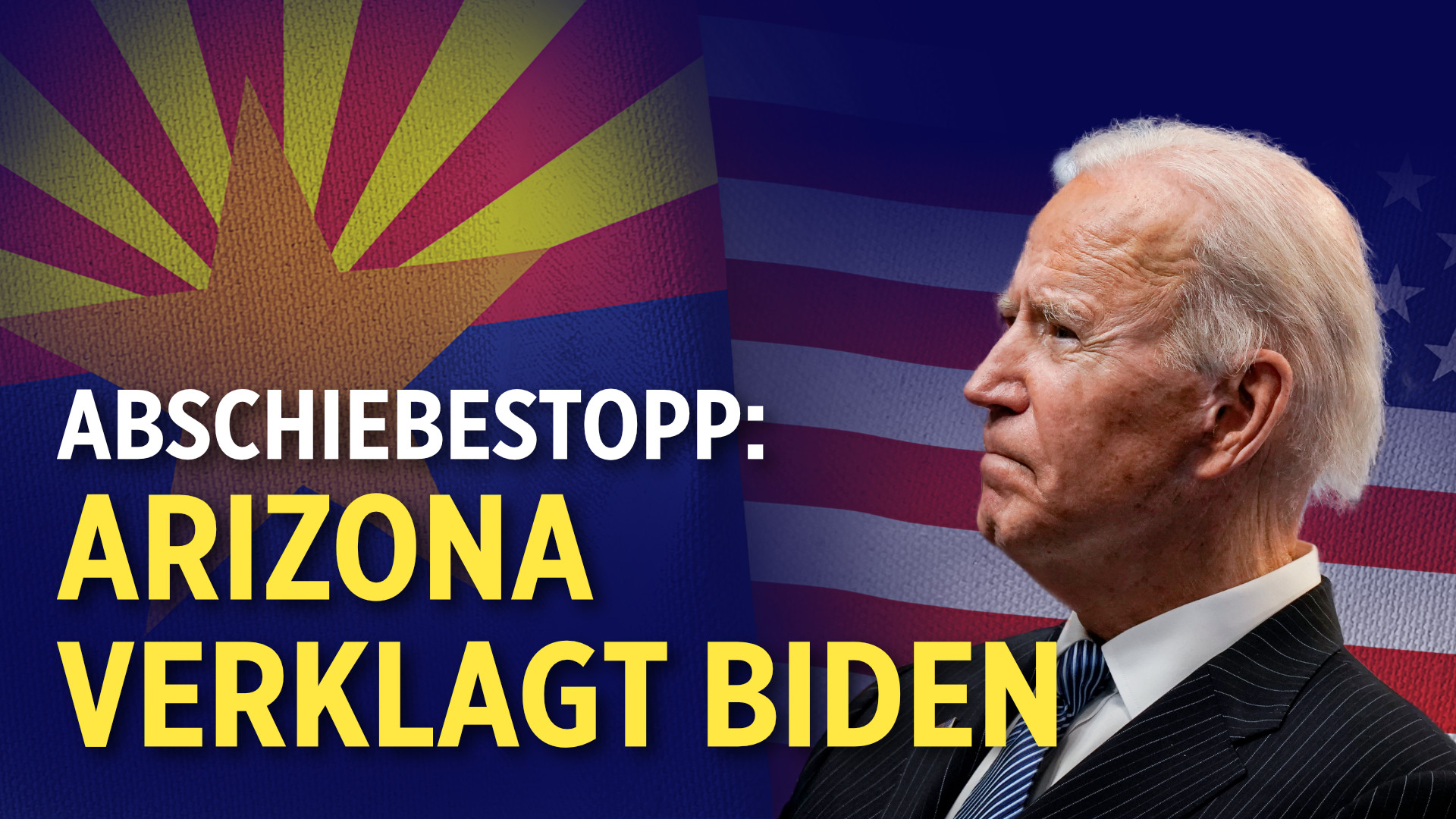 "Texit zeigt ""Zerrissenheit der Bundesregierung""   Arizona verklagt Biden wegen Abschiebestopp"