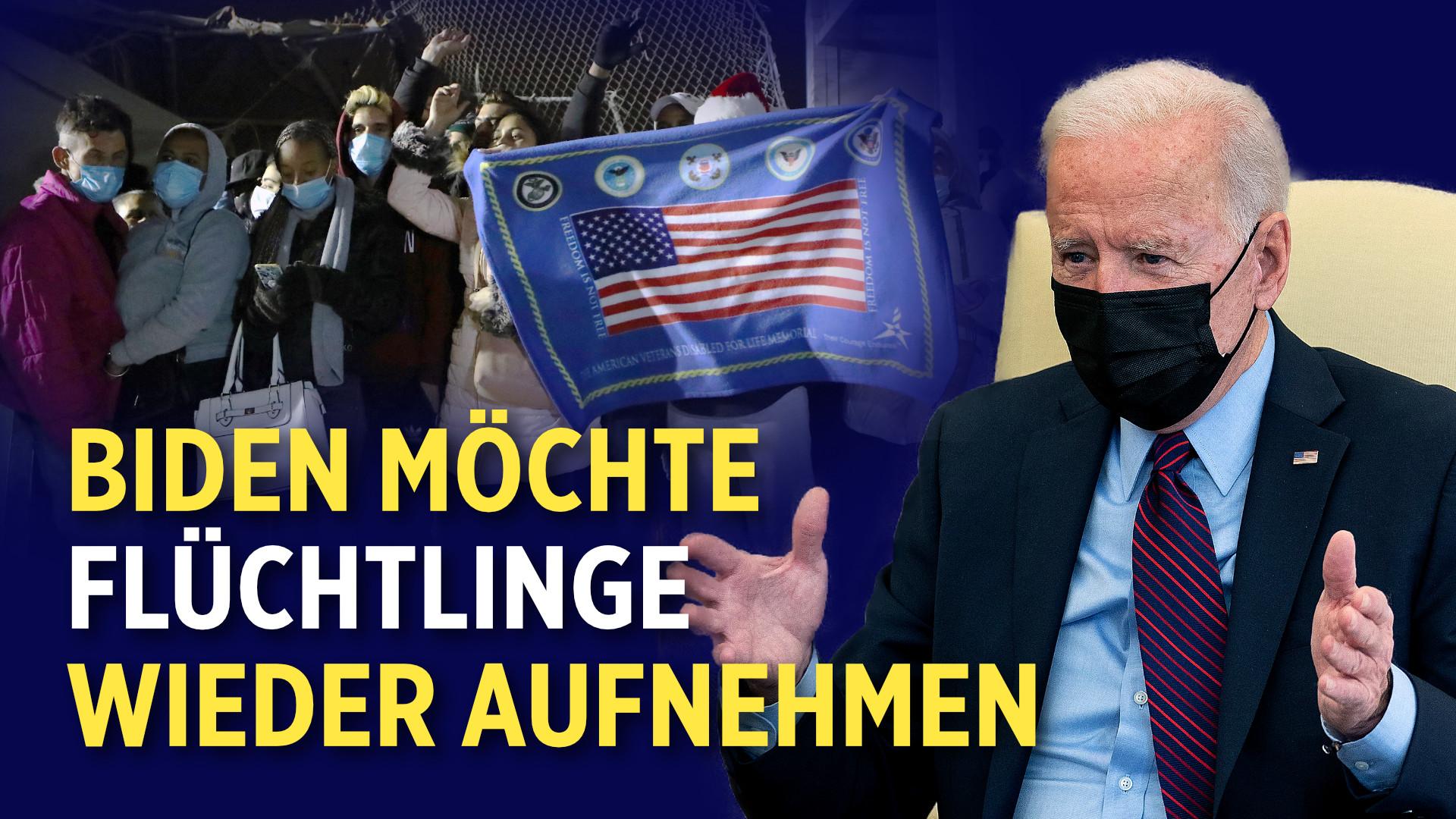 "Klage gegen Biden-Regierung wegen ""rechtswidriger Kündigung"" | Republikanische Partei verliert in den USA an Halt"