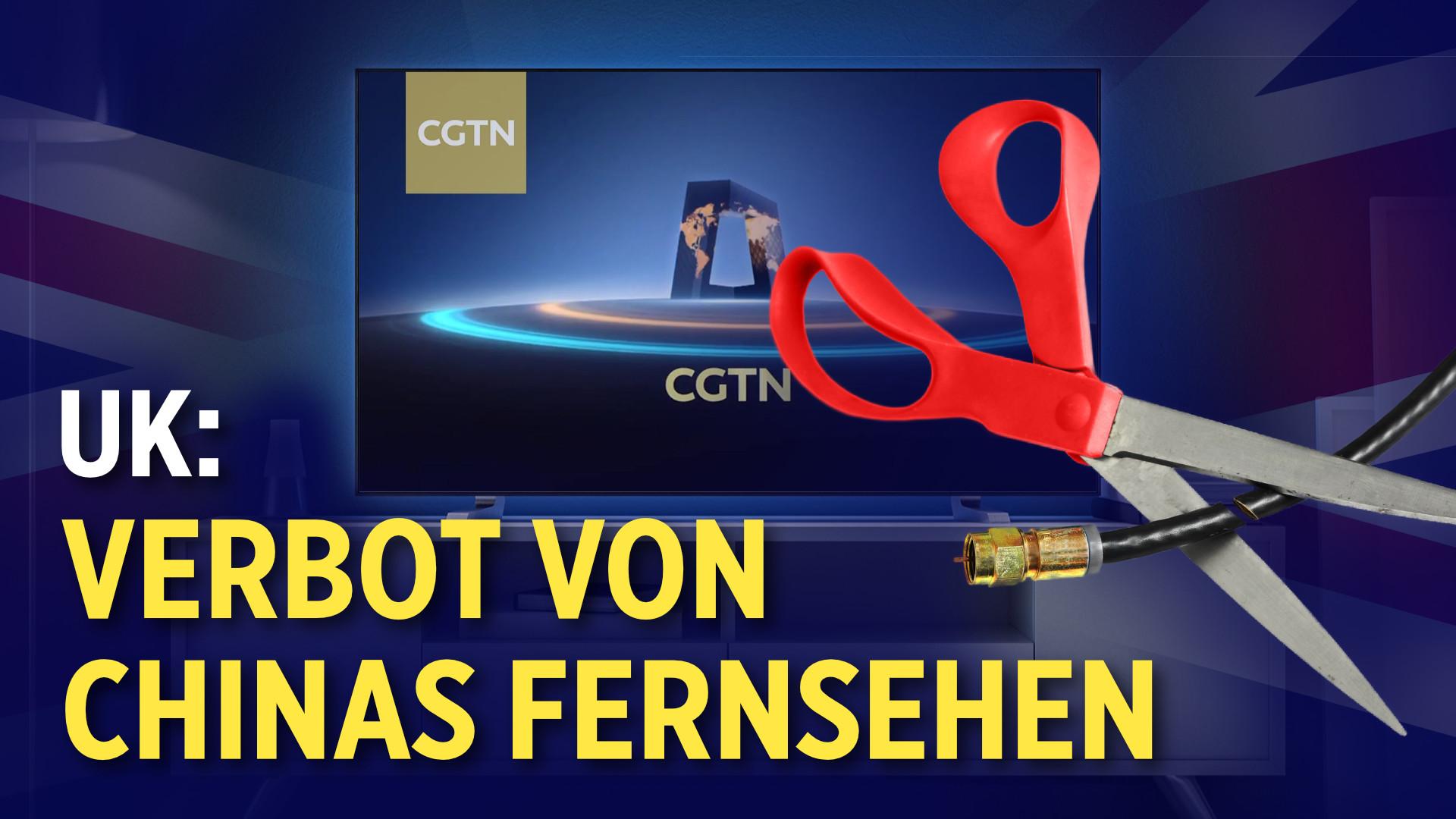 400 Mrd. Dollar fehlen in Chinas Devisenreserven   Verbot von chinesischem Staatsfernsehen in UK