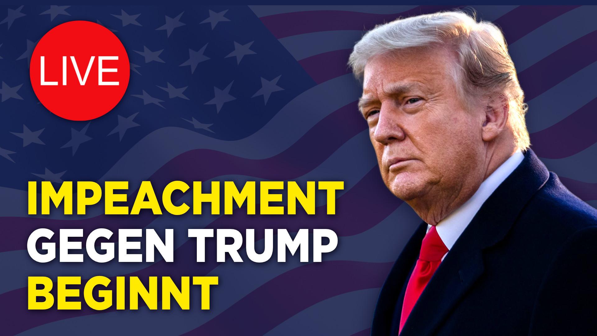 Amtsenthebungsverfahren gegen Trump: Mit 56 zu 44 Stimmen verfassungsgemäß