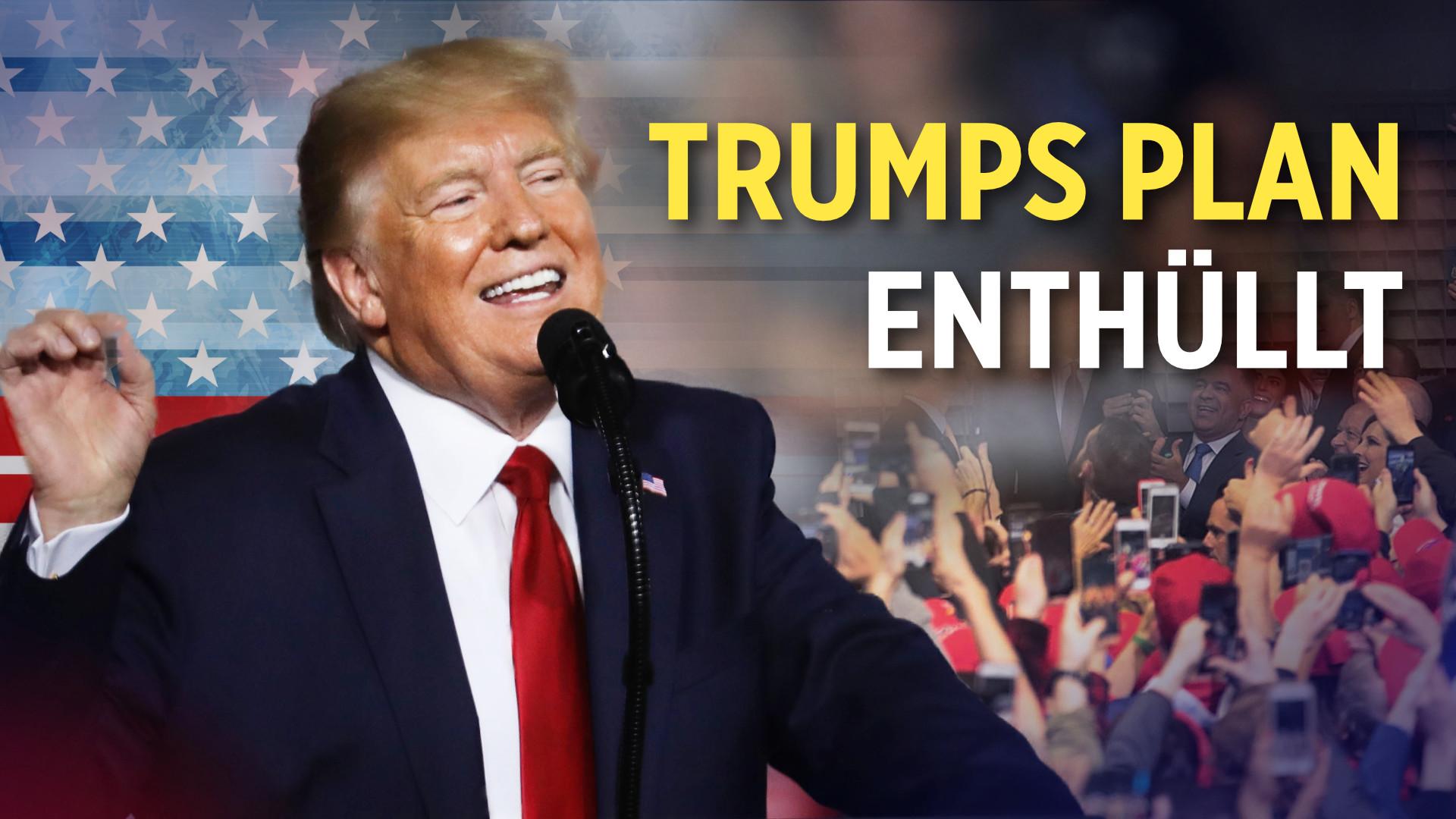 Biden stoppt Tiktok- und WeChat-Verbot | Ehemaliger Stabschef vom Weißen Haus enthüllt Trumps Plan