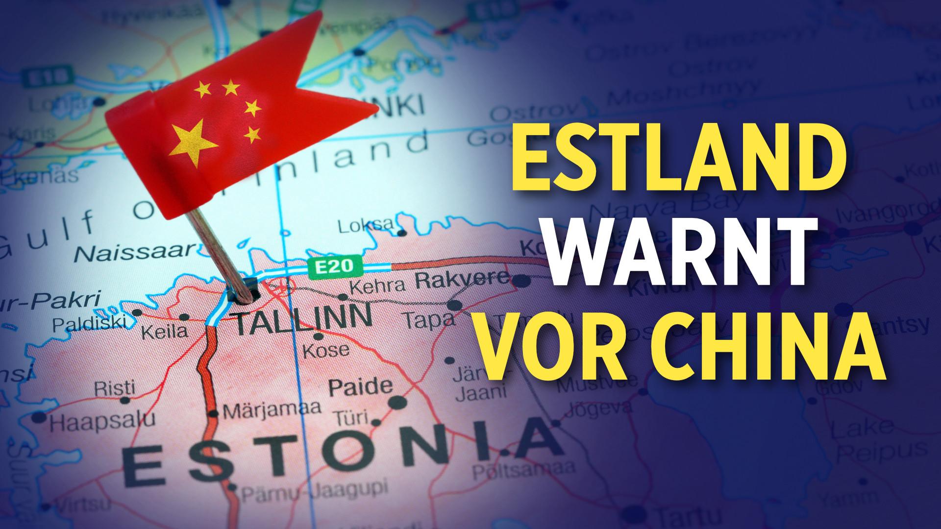 Estland warnt vor Pekings Bestrebungen | 5.000 Hongkonger beantragten Visum für UK