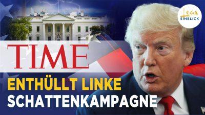 """Time-Magazine feiert Verschwörungskampagne zur """"Rettung"""" der US-Wahl"""
