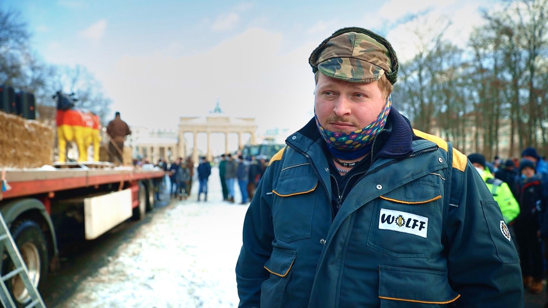 Andree Wolff bei Bauernprotesten: Versorgungssicherheit gefährdet – Blanke Ignoranz von Politikern