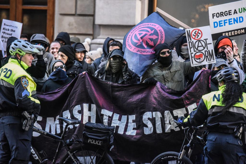 Die wahren Ziele und Taktiken der US-Antifa