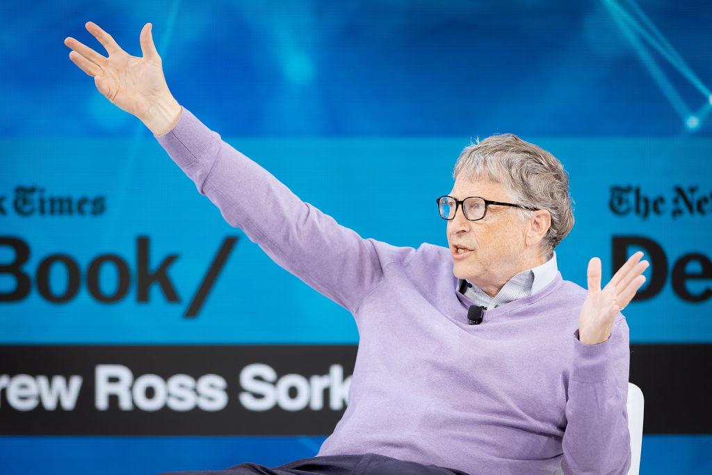 Bill Gates fordert Investitionen zur Pandemie-Vorbereitung und warnt vor Klimawandel