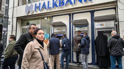 Bolton: Erdogan warb bei Trump um Ermittlungsstopp gegen türkische Halkbank