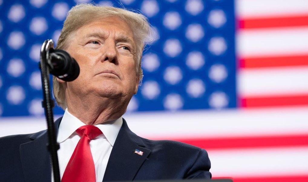 Trumps vollständige Antwort auf die Entscheidung des Obersten US-Gerichtshofs zur Steuererklärung