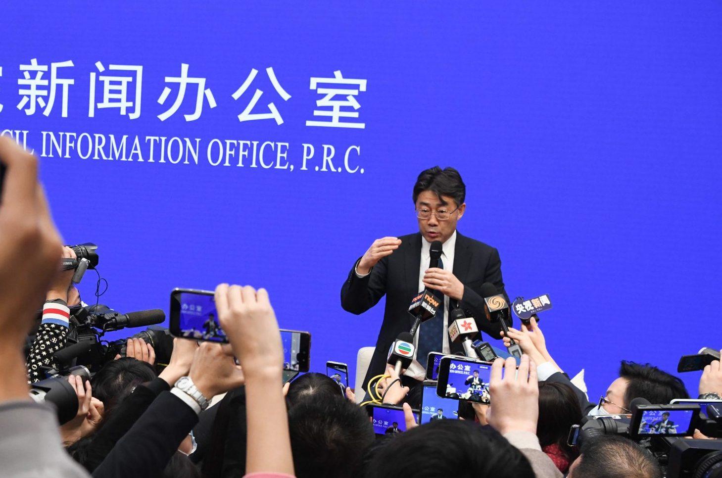 """Das Web fragt sich: """"Wieso ist eigentlich der Leiter der chinesischen Seuchenschutzbehörde Mitglied der Leopoldina?"""""""