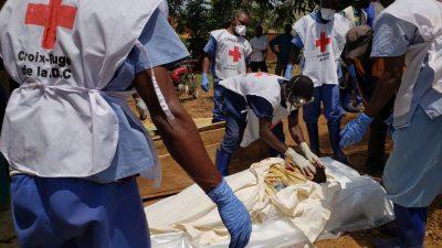 """Behörden in Guinea sprechen nach sieben bestätigten Ebola-Fällen von """"Epidemie"""""""