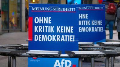 """""""Selbstbestimmtes Leben"""": AfD-Fraktion in Hessen klagt gegen Corona-Verordnung"""