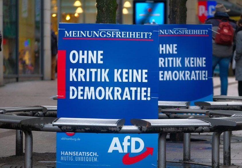 Baden-Württemberg: Linksextreme Überfälle auf AfD-Infostände – Kandidat verletzt