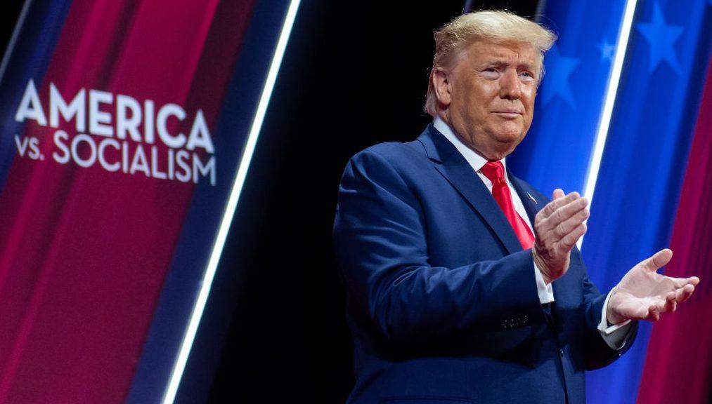 Erster politischer Auftritt seit seinem Ausscheiden: Trump plant zukunftsweisende Rede