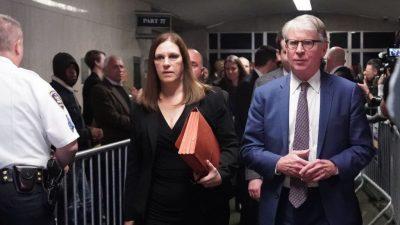USA: Oberster Gerichtshof erlaubt Einsicht in Trumps Steuererklärung