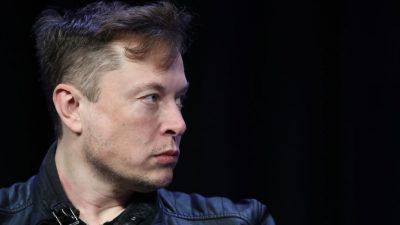 """""""Ich bin ein Alien"""" antwortet Musk auf die Frage wie man ein Unternehmen führt"""