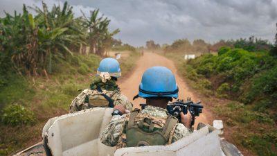 """Italiens Botschafter im Kongo bei Angriff getötet – Italiens Präsident verurteilt """"feigen Angriff"""""""