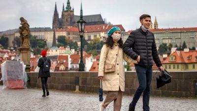 Tschechien schränkt Bewegungsfreiheit stark ein