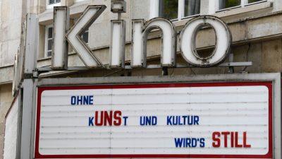 Filmproduzent fordert baldige Öffnung der Kinos – mit Schnelltests für Besucher