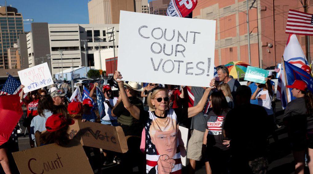 US-Richter genehmigt Audit: Maricopa County muss Senat 2,1 Millionen Wahlzettel übergeben