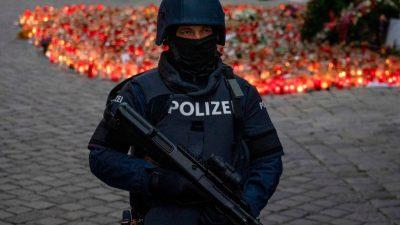 Wien-Terror: Verdächtiger aus Umfeld des islamistischen Attentäters tot aufgefunden