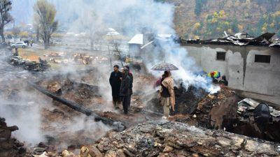 Still, leise, wirkungsvoll: Chinas unheimlicher Krieg in Kaschmir