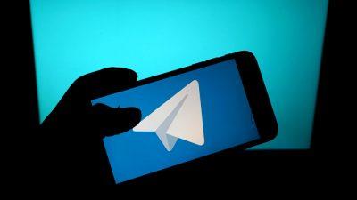 """""""Telegram"""": 90 Millionen neue Nutzer im Januar – Auch die App """"Signal"""" legt kräftig zu"""