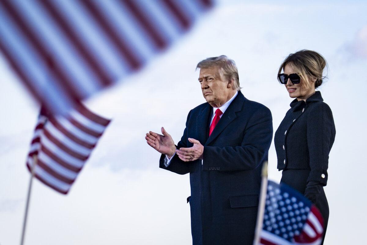 Ein ruhigerer, mehr fokussierter Trump wird die Trump-Hasser besiegen