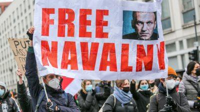 Russlands Behörden starten Verfahren zum Verbot von Nawalnys Stiftung