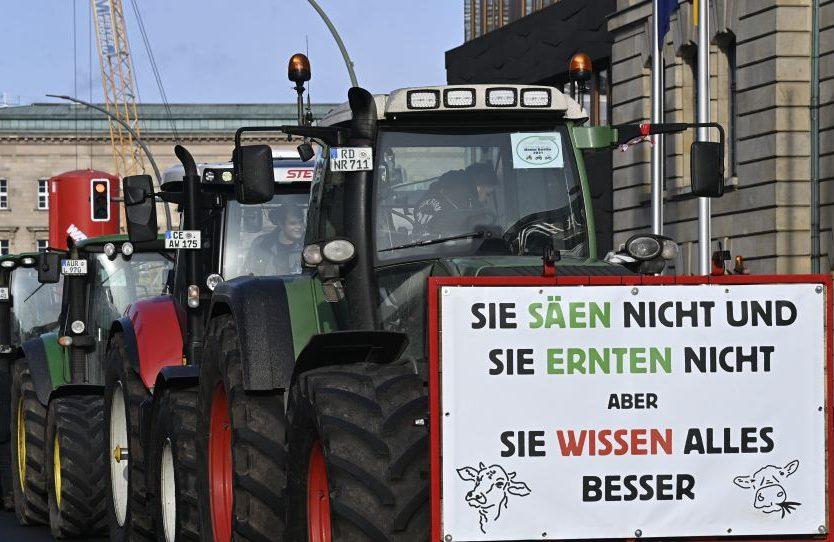 Bauernproteste: Letzter Aufschrei vor der Pleite – 23. März in Berlin