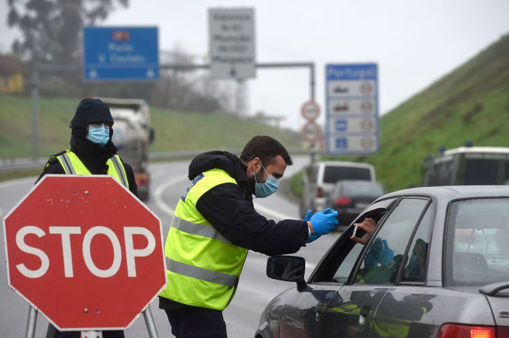 EU-Gesundheitskommissarin: Virus lässt sich nicht von geschlossenen Grenzen aufhalten