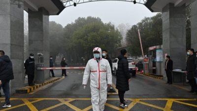 Exklusive Dokumente zeigen: China hält Pandemie-Daten zurück