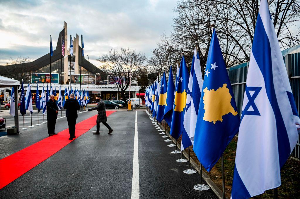 Kosovo eröffnet Botschaft in Jerusalem