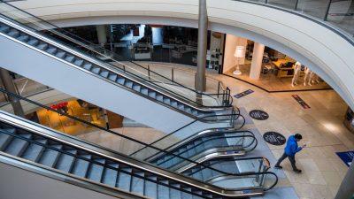 Drei von vier Deutschen für Öffnung des Einzelhandels im März