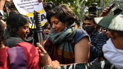 Indien: Droht Thunberg Festnahme bei Einreise?