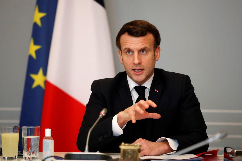 Macron will belarussische Opposition zu G7-Gipfel einladen