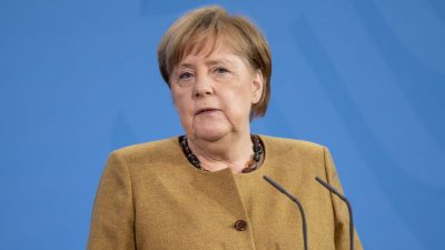 """""""Unverzeihlich"""": Karlsruhe prüft AfD-Klagen wegen Merkel-Äußerungen"""