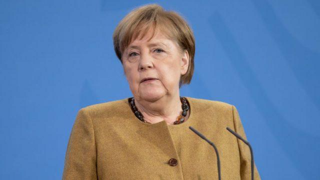 """Merkel bei G7-Gipfel: """"Die Pandemie ist erst besiegt, wenn alle Menschen auf der Welt geimpft sind"""""""