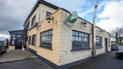 Irischer Pub wird zu Wildtier-Krankenhaus