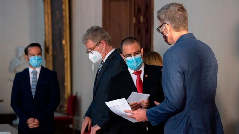 EU erklärt venezolanische Botschafterin zur unerwünschten Person