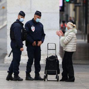 Wochenend-Ausgangssperre in Nizza und Dünkirchen: Einwohner dürfen nur eine Stunde raus