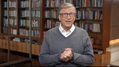 "Bill Gates über Corona-Pandemie: Bis Ende 2022 alles wieder ""völlig normal"""