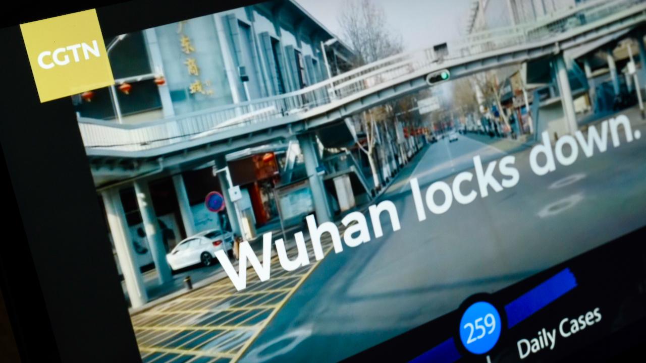 """Großbritannien entzieht chinesischem Sender CGTN die Lizenz: """"Ein Moment des Triumphs"""""""