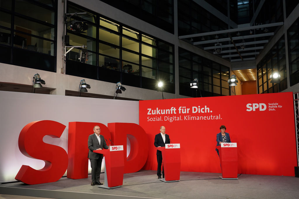 """Klausurtagung: SPD will die nächste Regierung führen – Vier """"Zukunftsmissionen für Deutschland"""""""