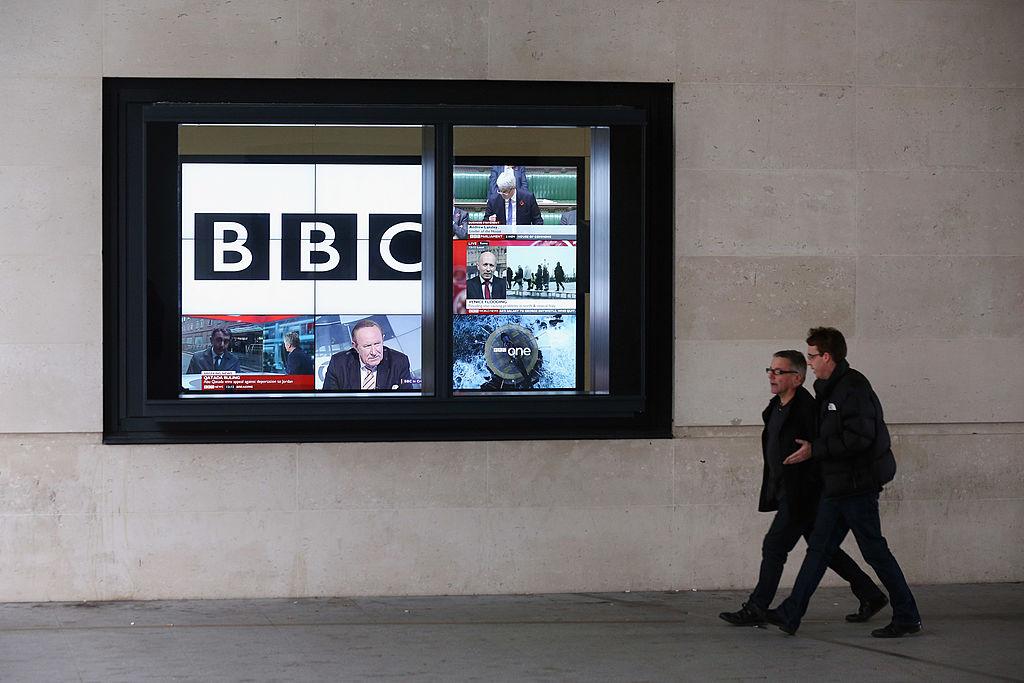 """China verbietet Sender BBC World News wegen """"gesetzeswidriger Inhalte"""""""