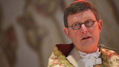 Kardinal Woelki – Schwere Missbrauchs-Anschuldigungen gegen Orden in Niederbronn