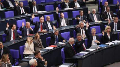 Bundestag: Neue Corona-Hilfen absegnen – AfD-Gesetzentwurf zur direkten Demokratie