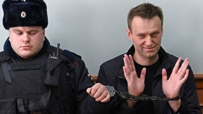 Moskauer Berufungsgericht bestätigt Haftstrafe gegen Nawalny – Auch Verleumdungsprozess verloren